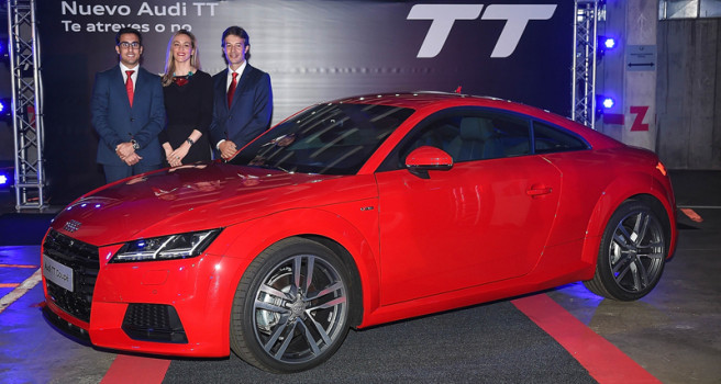 Nuevo Audi TT, atleta que devora el asfalto