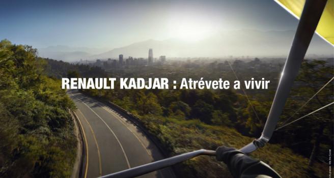 KADJAR, nuevo crossover de Renault