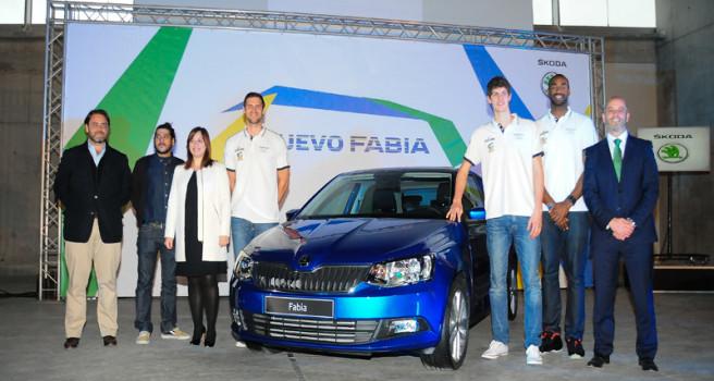 Nuevo Škoda Fabia, práctico, juvenil y espacioso