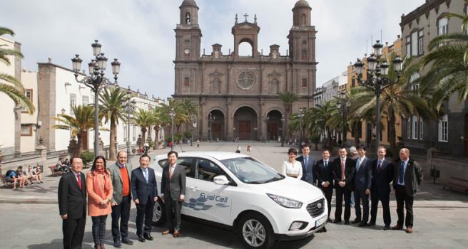 Hyundai ix35 de pila de combustible: 8 euros/100 km