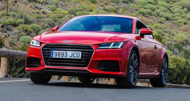 Audi TT, adicción al volante