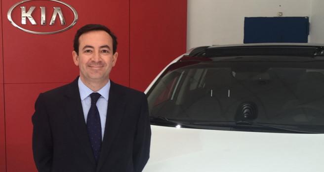 Eduardo Zavala, nuevo Director General de Kia Canarias