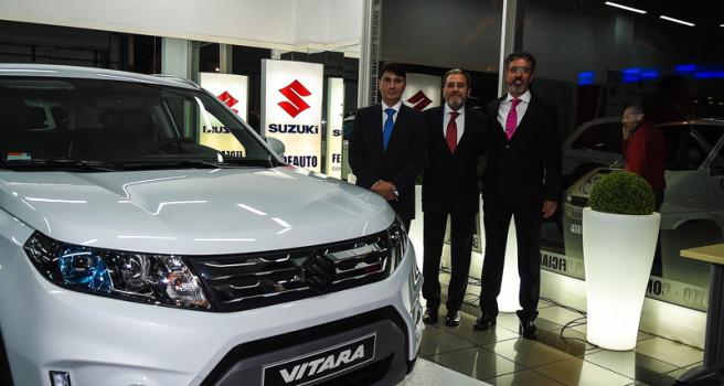 Fedeauto presenta el nuevo Suzuki Vitara