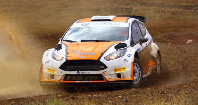 Rally de Tierra de Gran Canaria, 1 y 2 de mayo