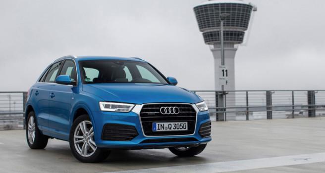 Audi Q3, restyling en estética, equipamiento y motores