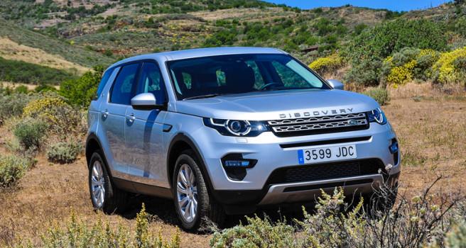 Discovery Sport, el SUV Premium más versátil del mundo