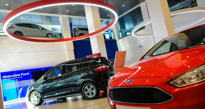 Automoción Acosta, único concesionario 'Ford Store' en Canarias