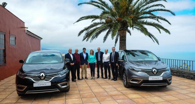 Motor Arisa muestra el nuevo Renault Espace