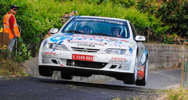 Rallye de Telde, lista oficial de inscritos