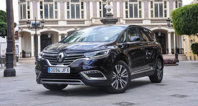 Renault Espace rompe moldes en calidad de vida a bordo