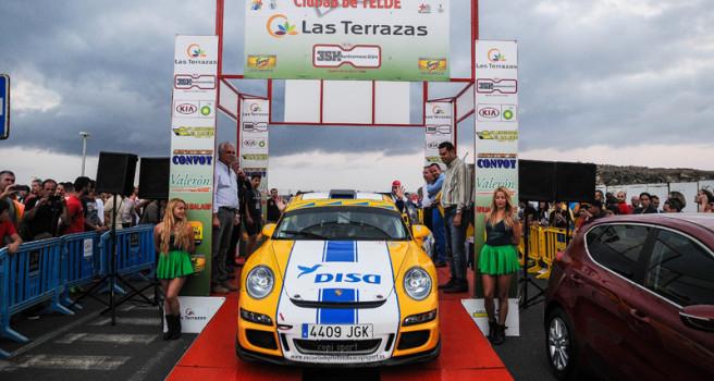 Ceremonia de Salida del 40º Rally Ciudad de Telde