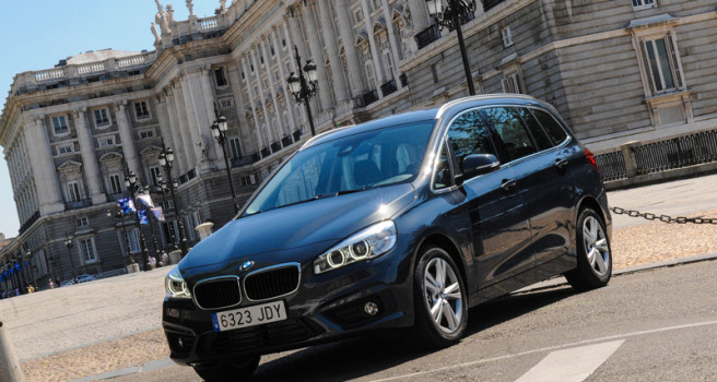 BMW Serie 2 Gran Tourer, apropiado para familias