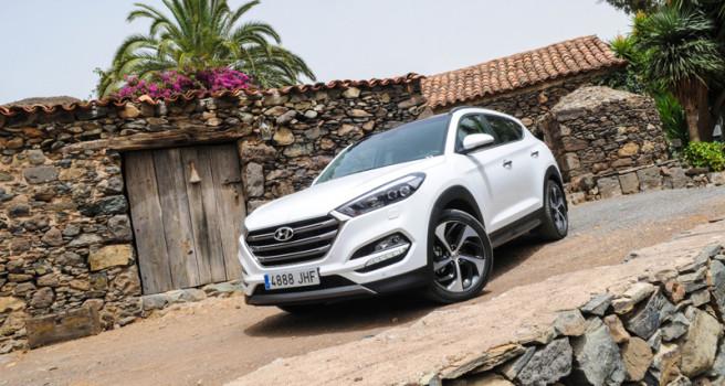 El nuevo Hyundai Tucson llega 'pisando fuerte'