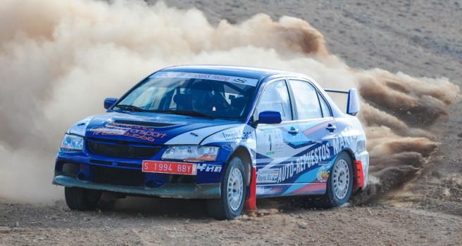 Tramos cronometrados y horarios del 24 Rally de Antigua
