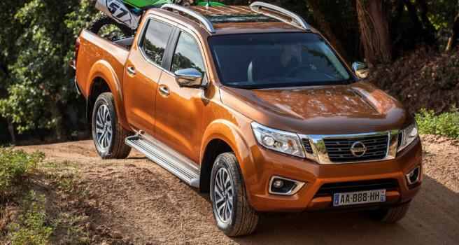 Nissan Navara: nuevo estilo y rendimiento en el segmento Pick up