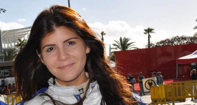 Emma Falcón retoma la competición en el 52 Rally Princesa de Asturias