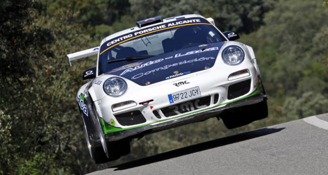 Auto-Laca compra el Porsche 911-RMC de Fuster, campeón de España