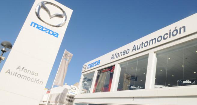 Mazda Canarias se sensibiliza con los afectados por el temporal