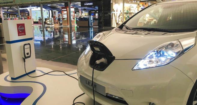 El nuevo Nissan LEAF eléctrico 100% aumenta su autonomía a 250 km