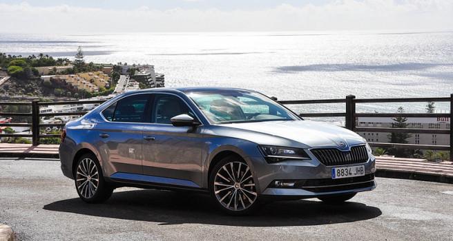 Škoda Superb, distinción, inteligencia y calidad de lujo