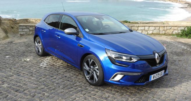 Nuevo Renault Mégane, esencia del segmento superior