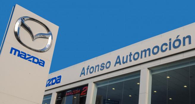 Mazda Canarias, concesionario Mejor valorado en España