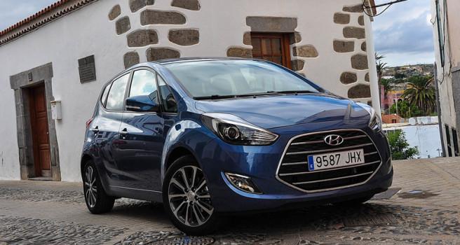 El Hyundai ix20 se pone al día