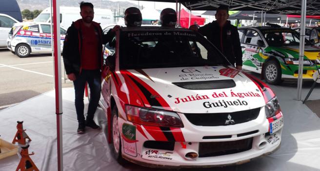 Quintana, Sosa y González, acuden a Lorca-Murcia