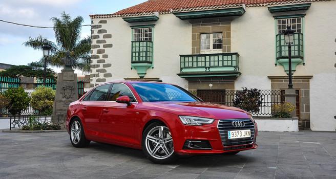 Audi A4, tecnología al servicio del conductor