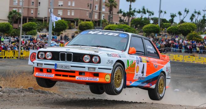 Rally Isla de Gran Canaria, tramos y programa