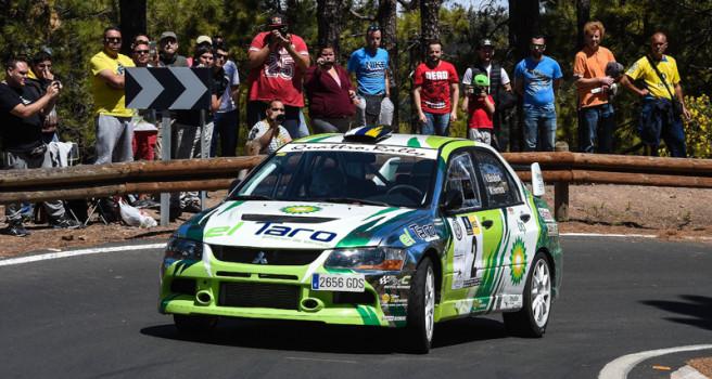 Bolaños y Herrera encuentran su talismán en el rally decano