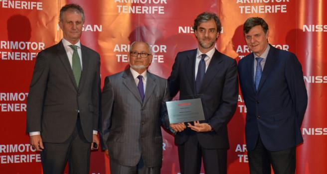 Nissan Arimotor Tenerife renueva su imagen