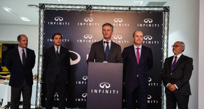 Brisa Motor inaugura el nuevo Centro Infiniti Gran Canaria