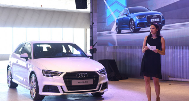 Audi Canarias presenta el nuevo look del A3
