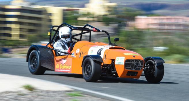 Campeonato de Velocidad en Circuito. Lista de inscritos