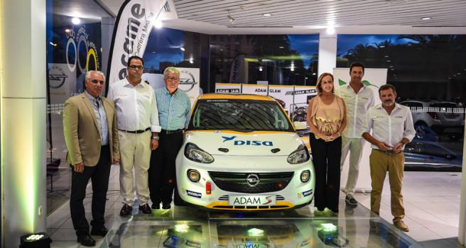 La Copa Opel ADAM DISA aporta nuevos datos