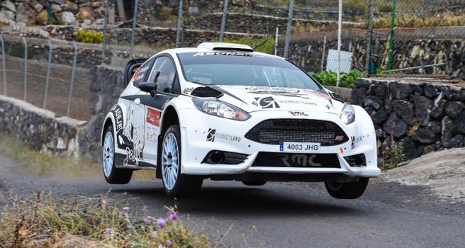 Rally Villa de Teror. Lista de los 75 equipos participantes