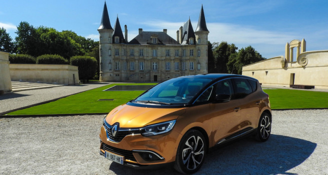 Renault Scénic, universo familiar