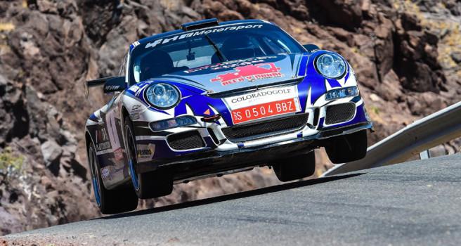 Julián Falcón compra el Porsche de Benjamín Avella