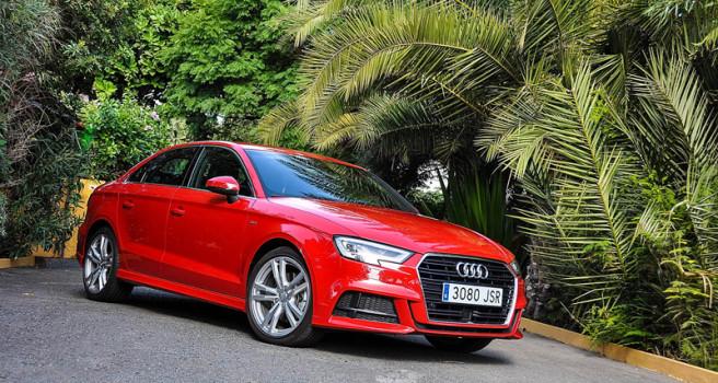 Audi A3 Sedán, confortabilidad y habitabilidad