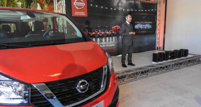 Nissan NV-300, versatilidad de carrocerías para uso empresarial