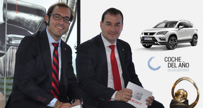 Seat Ateca, premio 'Coche del Año de EPI y La Vanguardia'
