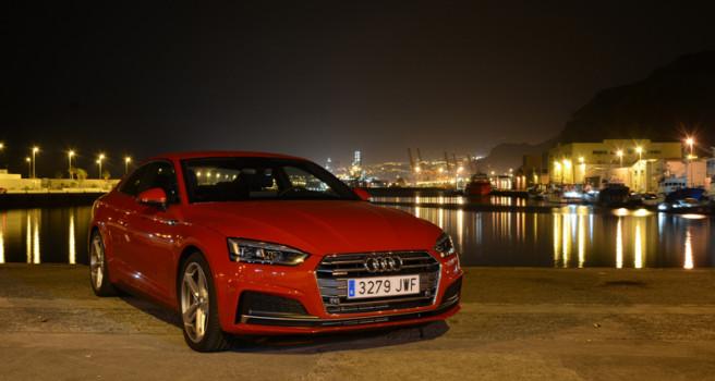 Audi A5 Coupé, emocional y distinguido