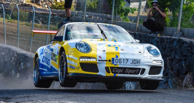 Rally Isla de Gran Canaria. Lista de inscritos