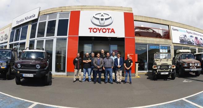 Encuentro de propietarios del Toyota Land Cruiser