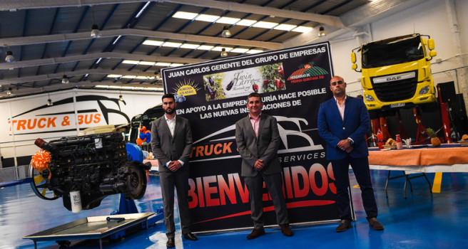 'Truck and Bus' inaugura instalaciones en Arinaga