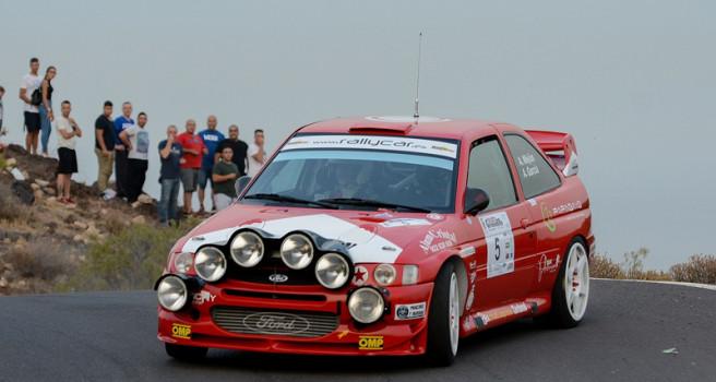 Rally Ciudad de La Laguna. Lista de inscritos, 114 equipos