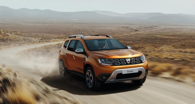 Dacia Duster se renueva al completo