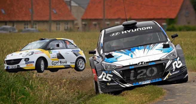 Jari Huttunen elegido piloto Hyundai para 2018