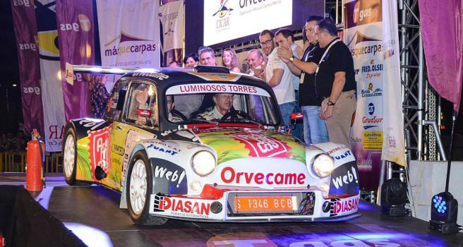 El Rally Isla de Tenerife arranca motores